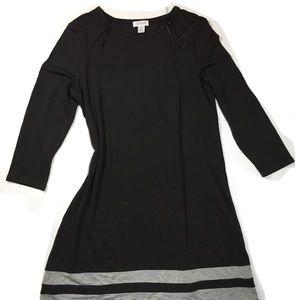 Kenar long stretch maxi dress